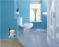 What Is An Upflush Toilet